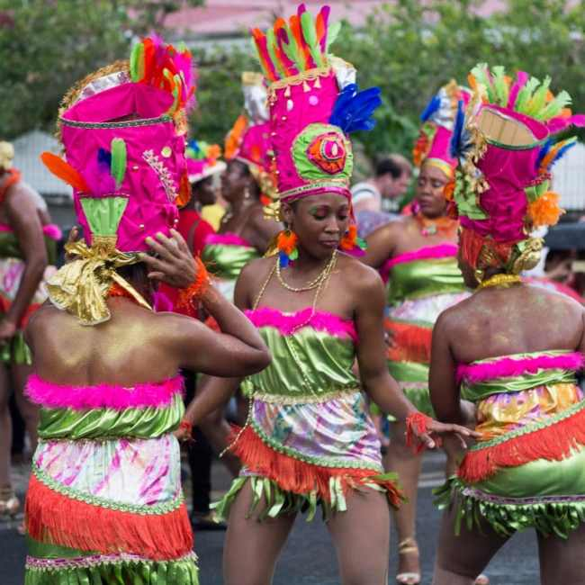 carnaval guadeloupe