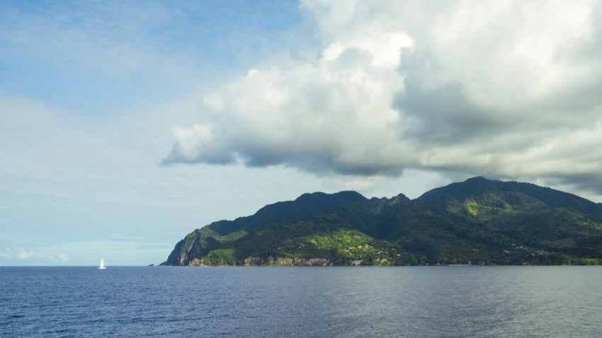 la dominique, antilles