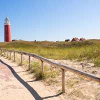 les îles Wadden : Texel