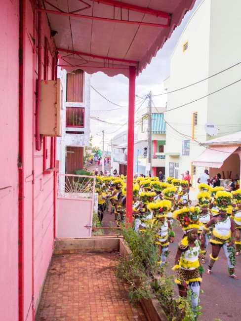 carnaval, lima'ss, sainte rose, guadeloupe, groupe à po, caisses claire