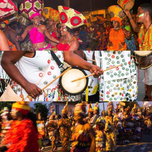 carnaval, marie galante, guadeloupe, grand bourg