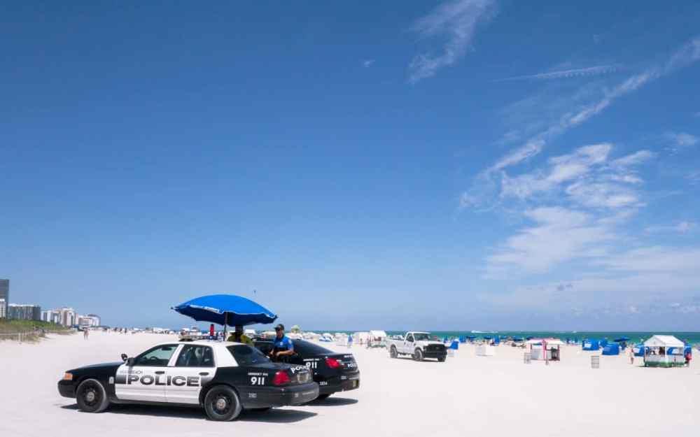 lifeguards, miami, south beach, poste de secours