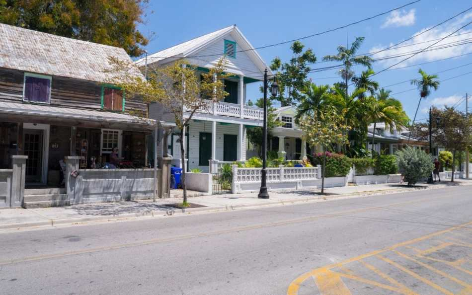 key west, floride, états unis, keys
