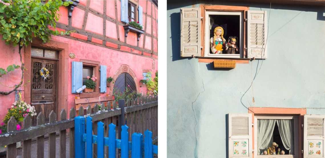 wissembourg, alsace, colombage