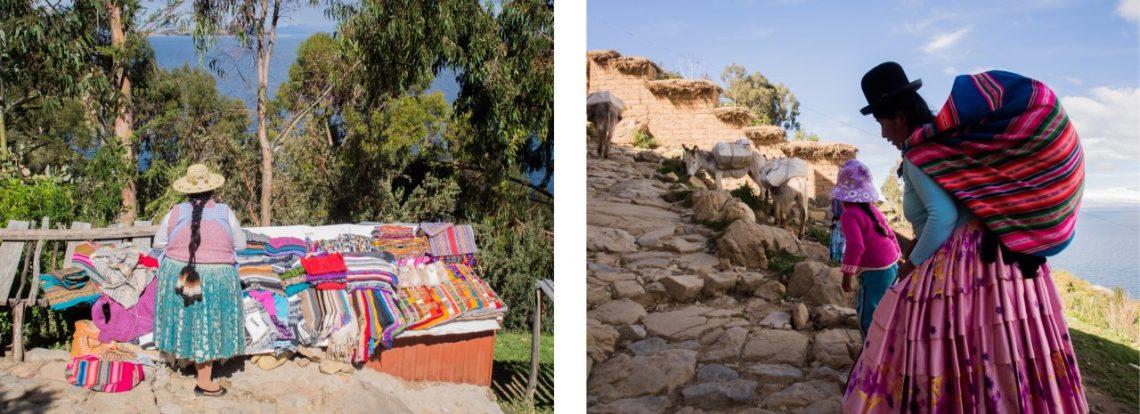 la paz, bolivie, titicaca, copacabana