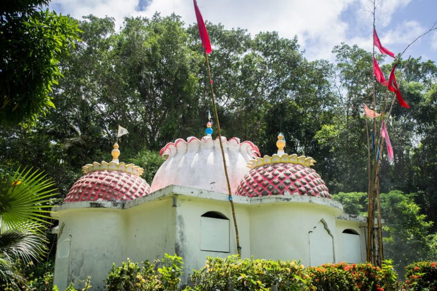 temple hindou, le moule, guadeloupe