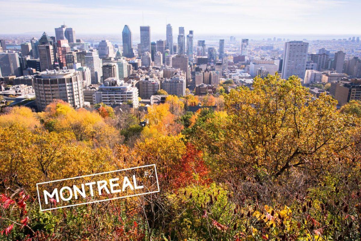 à Montréal ... quand architecture et audace se rencontrent ... #2