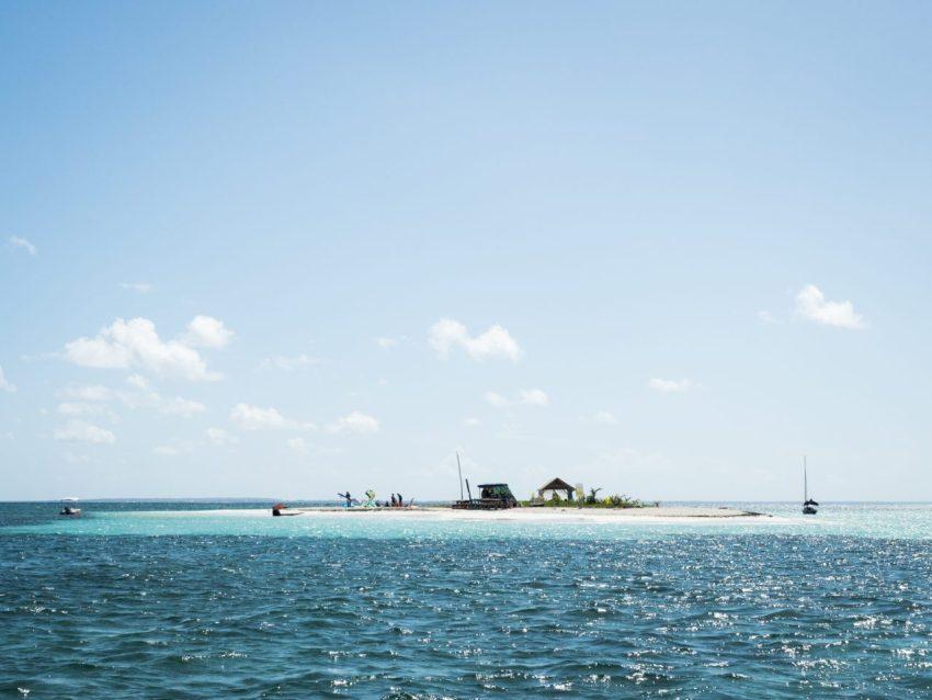 guadeloupe, lagon, grand cul de sac marin, ilet caret