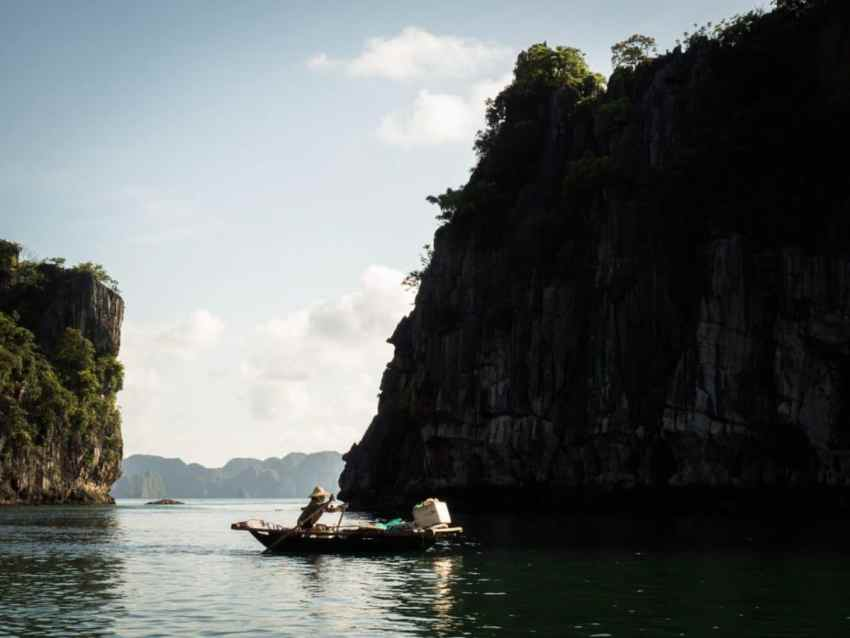 vietnam, bai tu long bay, baie d'halong