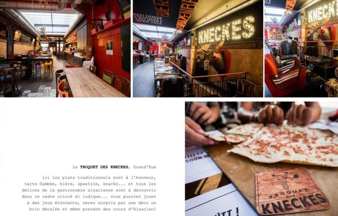 troquet des kneckes, strasbourg, restaurant, cuisine traditionnelle