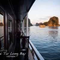 un voyage dans l'énigmatique Baie de Bai Tu Long