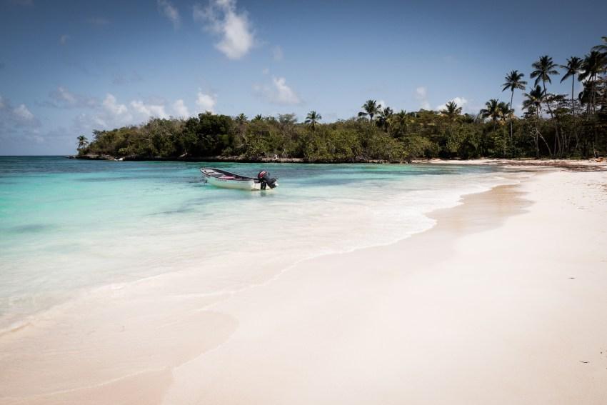 république dominicaine, samana, las terrenas, caraïbes, las galeras, playita