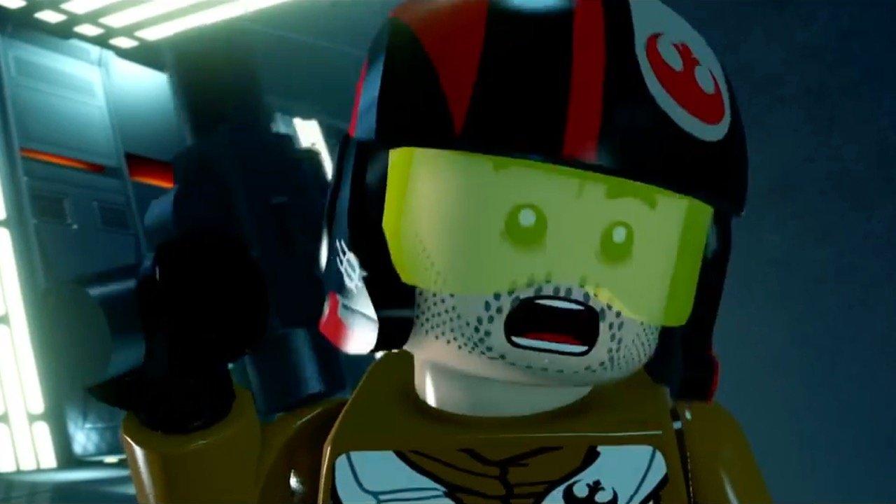 Lego Star Wars Das Erwachen Der Macht Acht Zusatzinhalte