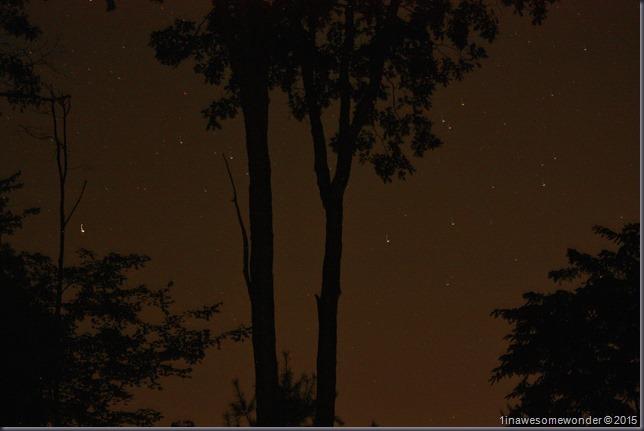 Night sky 081715