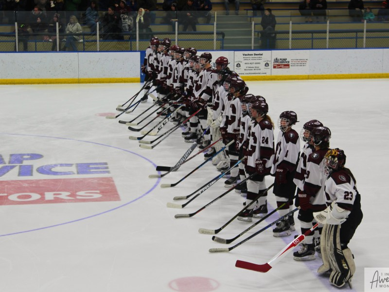 Christmas Hockey Classic: Goffstown 1 at Concord 6