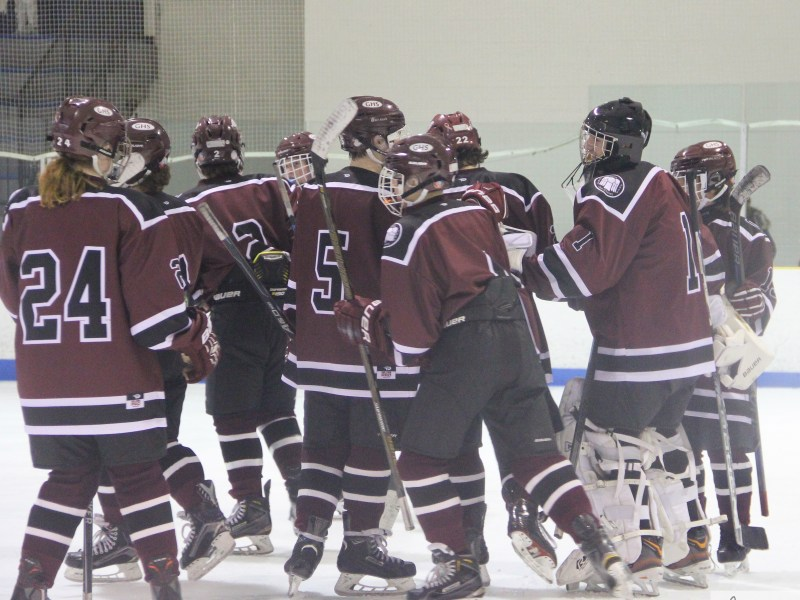 Hockey: Goffstown 7 at Winnacunnet 0