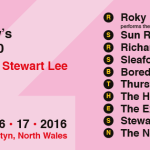 ATP curated by Stewart Lee 2016