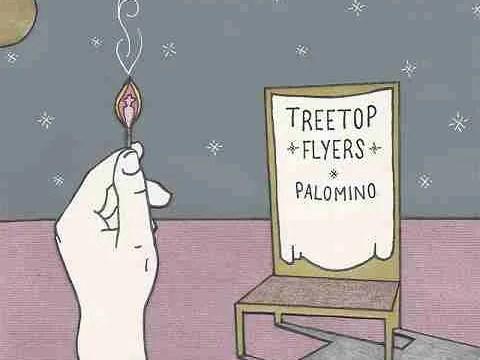 Treetop Flyers Palomino