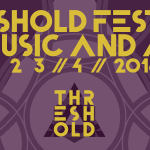 Threshold Festival 2016 banner