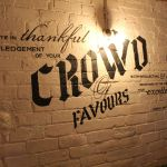 Live at Crowd of Favours in Leeds 19 March 2017