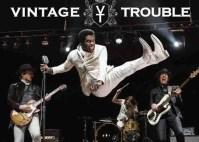 Vintage Trouble On Tour