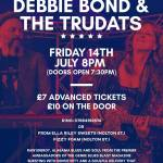 Debbie Bonds and the Trudats at Blaengar Working Men's Hall