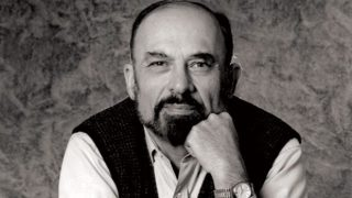 Pezhman Mosleh releases hommage to Dr Irvin Yalom called On The Threshold