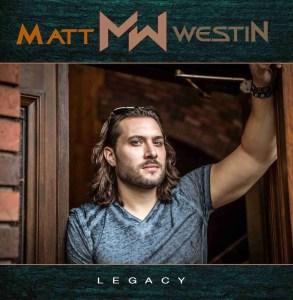Matt Westin Legacy cover
