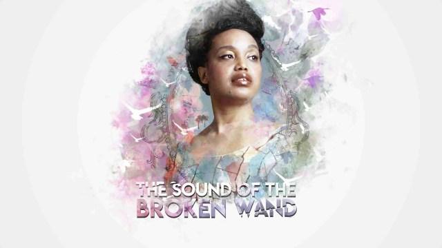Tiki Black - The Sound Of The Broken Wand - CD Album Cover Art