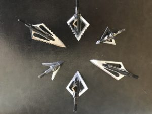 fixed blade broadheads