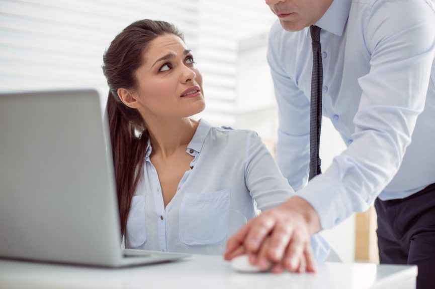 5 Steps To Take To Deal With Sexual Harassment At Work