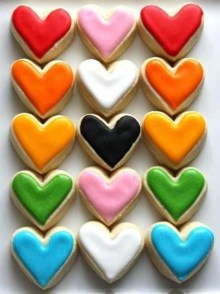 impressionner-moitie-valentin-biscuits-multicolores-forme-p460