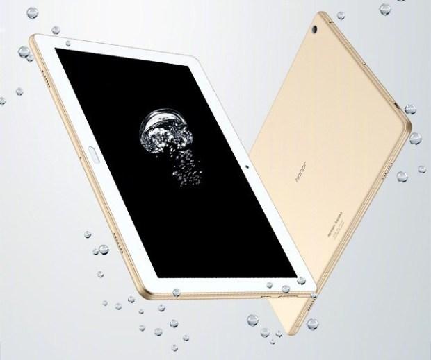 Honor Water Play — новый водостойкий планшет Huawei