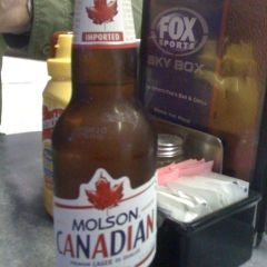14. Molson Coors – Molson Canadian Lager