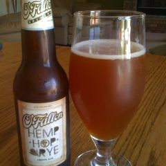 53. O'Fallon Brewery – Hemp Hop Rye Amber Ale