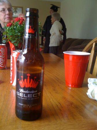 ABInBev Budweiser Bud Select