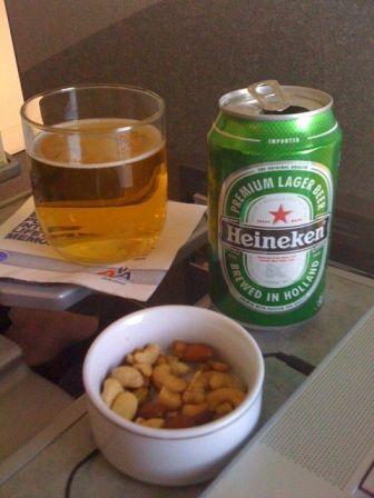 Heineken Lager Can