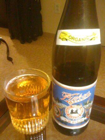 Pinkus Organic Unfiltered Pilsner Beer