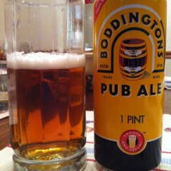 221. Boddingtons – Boddingtons Pub Ale