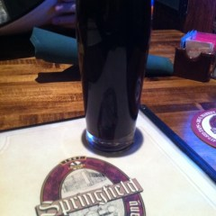 229. Springfield Brewing – Blacksmith Stout