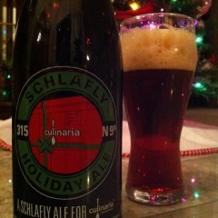 244. St. Louis Brewery / Schlafly – Holiday Ale