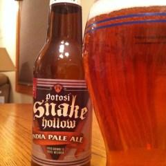 254. Potosi Brewing – Potosi Snake Hollow India Pale Ale IPA
