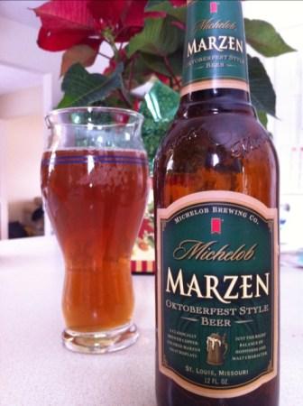 ABInBev Michelob Marzen Oktoberfest Style Beer