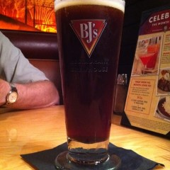 318. BJ's Brewhouse McAllen, TX – Nutty Brewnette Draft