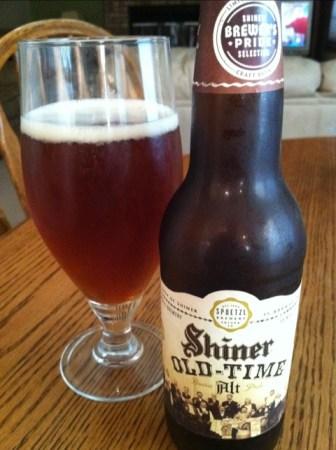 Spoetzl Brewery - Shiner Old-Time Alt