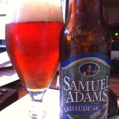 357. Sam Adams – Latitude 48 IPA Deconstructed Zeus
