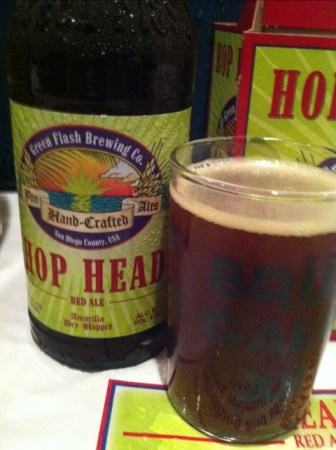 Green Flash Brewing - Hop Head Red Ale