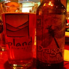 398. Upland Brewing – Dragonfly IPA