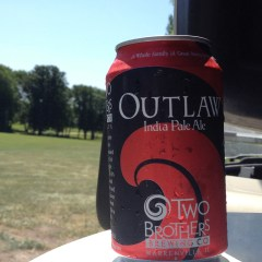 438. Two Brothers Brewing – Outlaw India Pale Ale