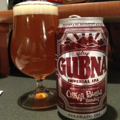 459. Oskar Blues – Gubna Imperial IPA